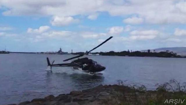 İstanbul'da düşen helikopterin düşüş nedeni? Helikopter hangi semte düştü?
