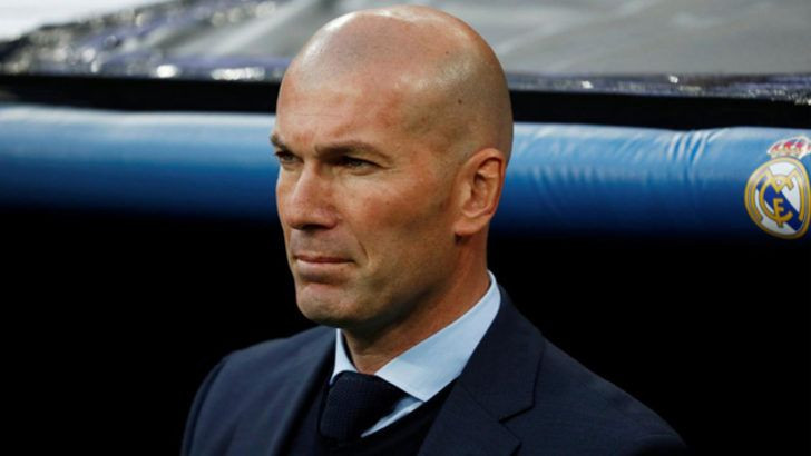 Zinedine Zidane sahalara geri dönüyor - Sayfa 1