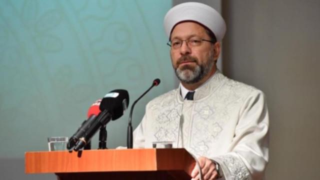 Ali Erbaş'tan din eğitimi açıklaması