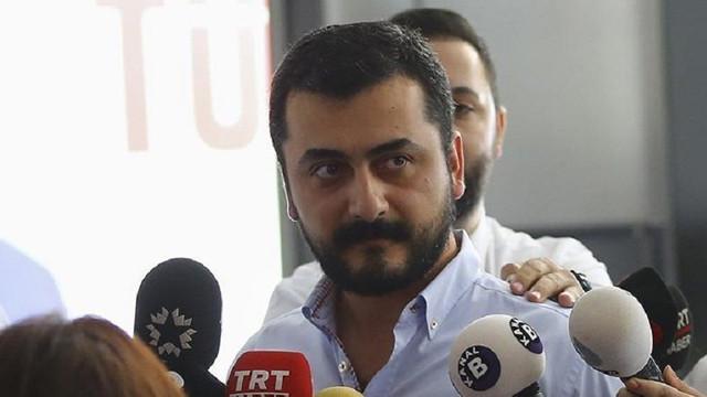 Eski CHP Milletvekili Eren Erdem'in tahliyesine karar verildi
