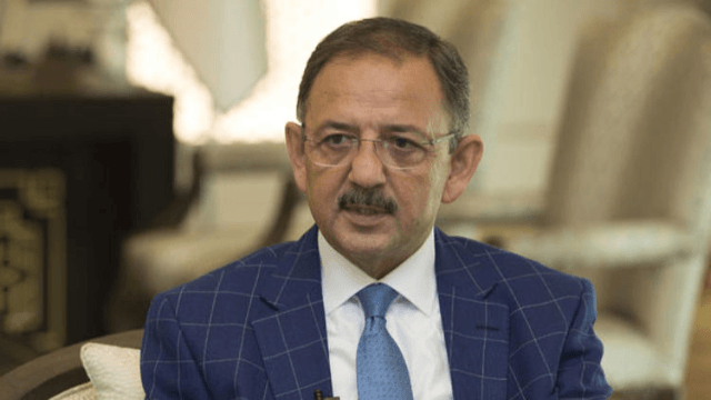 AK Parti'li Özhaseki'den ittifak açıklaması