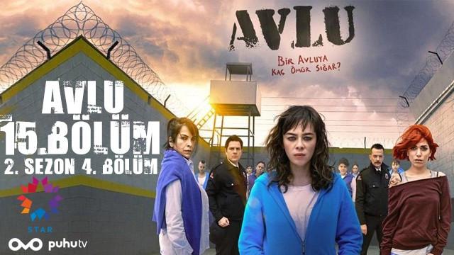 Avlu 15. bölüm izle - Avlu 2. sezon 4. bölüm izle