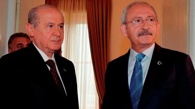 Kemal Kılıçdaroğlu ve Devlet Bahçeli'den Rahip Brunson açıklaması