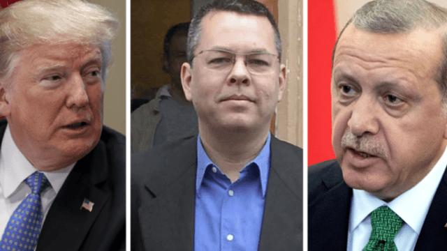 Trump'tan Erdoğan'a Brunson teşekkürü