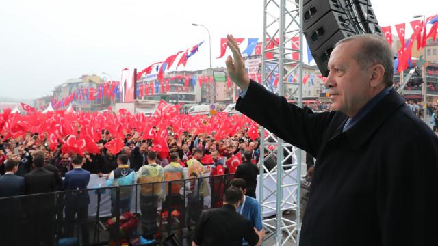 Erdoğan'dan andımız açıklaması: Danıştay 2013'ten 2018'e kadar nerdeydi?