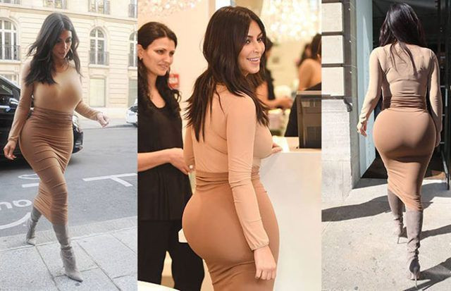 Kim Kardashian: Bir daha hiç sevişemeyeceğimi düşündüm - Sayfa 1