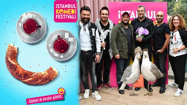 İstanbul Komedi Festivali'nde geri sayım