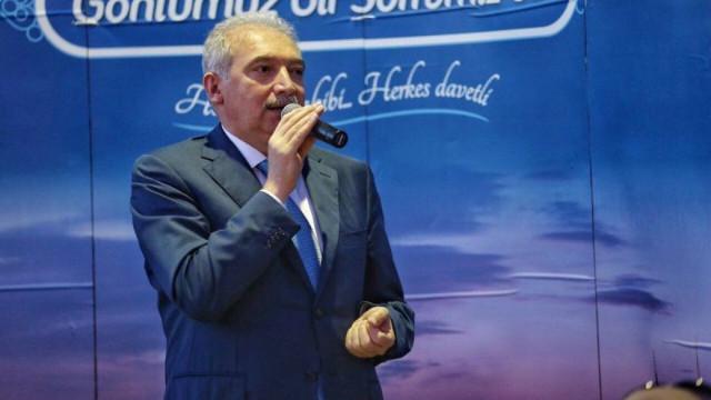 İBB Başkanı Mevlüt Uysal: Yeni Havalimanı'nda toplu ulaşım iki ay boyunca yüzde 50 indirimli olacak