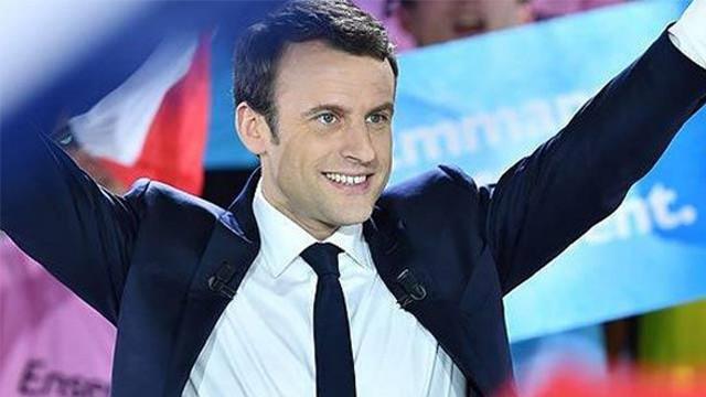 Fransa Cumhurbaşkanı Macron'a suikast girişimi