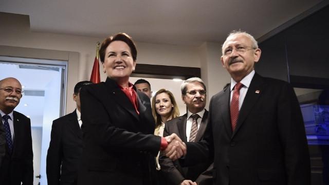 CHP ile İYİ Parti arasında 3 büyükşehirde anlaşmazlık