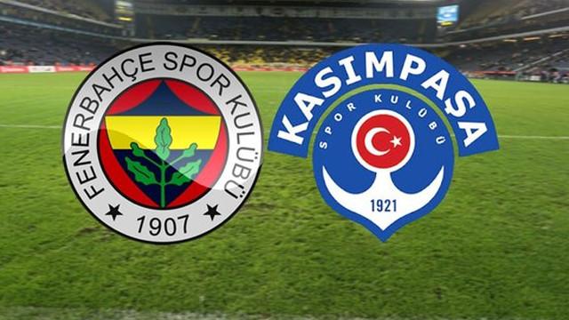Fenerbahçe Kasımpaşa AZ TV, (İdman TV ) canlı ŞİFRESİZ izle | FB, Kasımpaşa maçı canlı izle