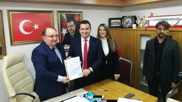 AK Parti Edirne Belediye Başkan adayı Koray Uymaz kimdir?