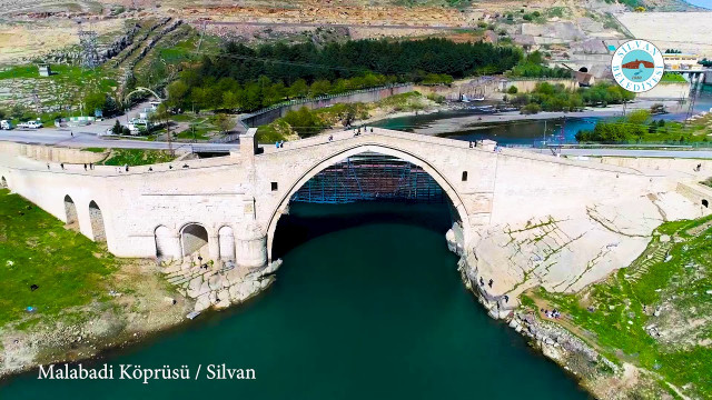 Malabadi Köprüsü nerededir?
