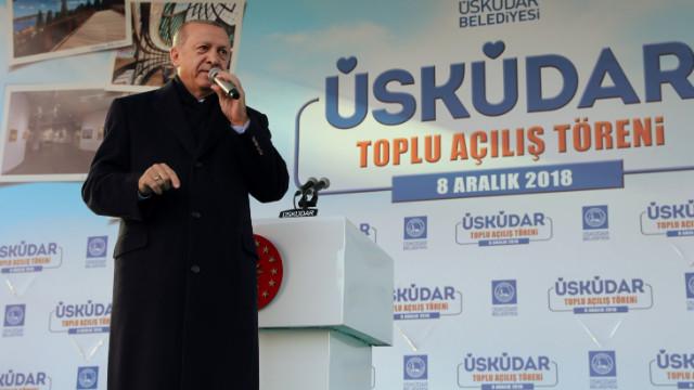 Erdoğan'dan Sarı Yelekliler yorumu