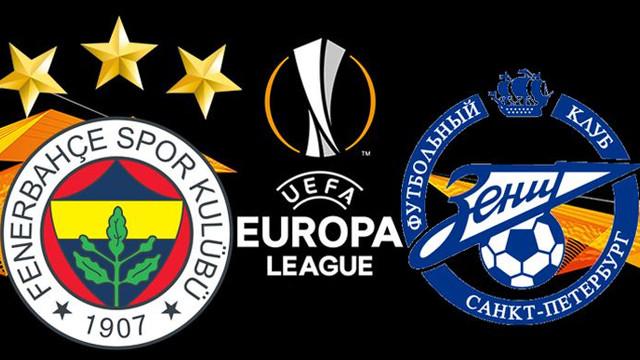 Fenerbahçe Zenit: Fenerbahçe Zenit Maçı Ne Zaman? Saat Kaçta? Hangi Kanalda?