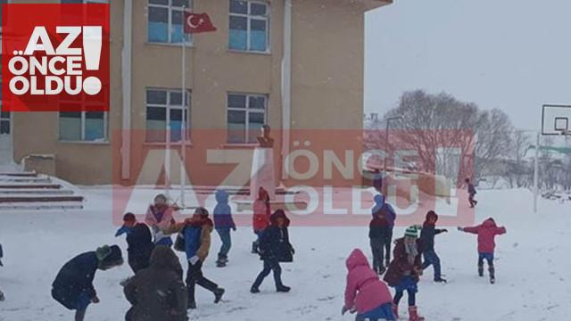 31 Aralık 2018 Pazartesi günü Aksaray'da okullar tatil mi?