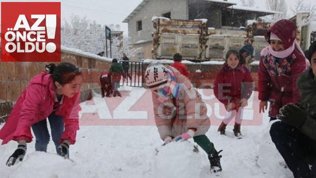 31 Aralık 2018 Pazartesi günü Ankara'da okullar tatil mi?