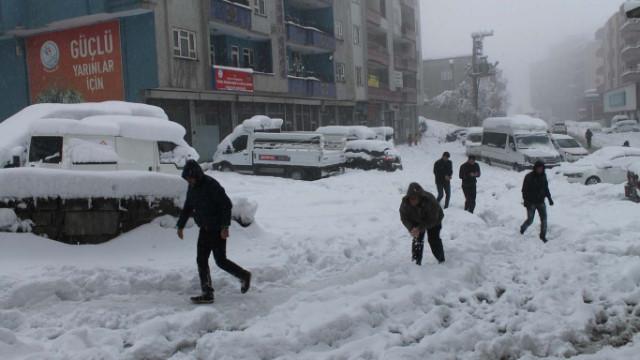 31 Aralık 2018 Pazartesi günü Şırnak'ta okullar tatil mi?