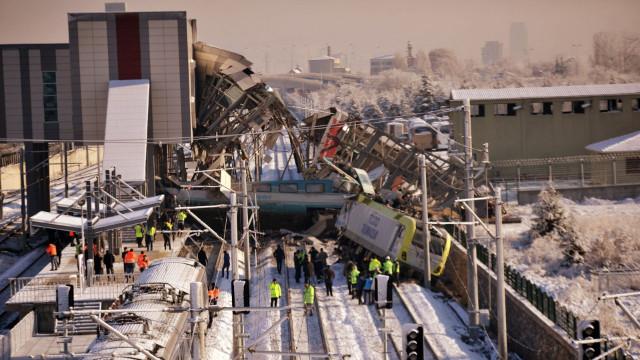 Tren kazasında telsiz konuşmaları ortaya çıktı
