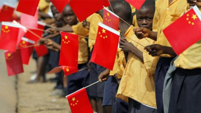 Çin Afrika'yla yakınlaşıyor