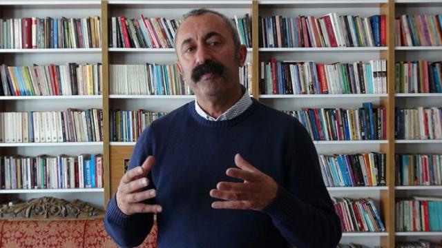 Komünist Başkan Fatih Mehmet Maçoğlu Tunceli için aday