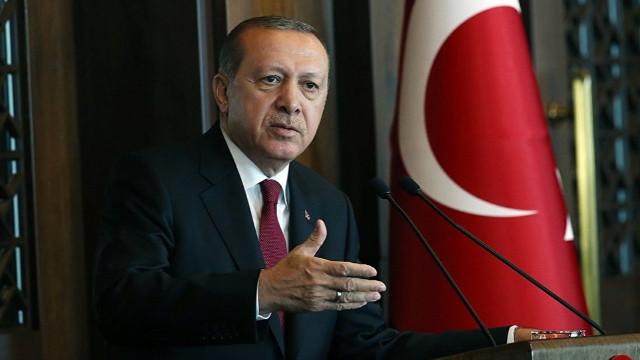 Erdoğan: Trump, Suriye'den çekilmek için doğru karar verdi