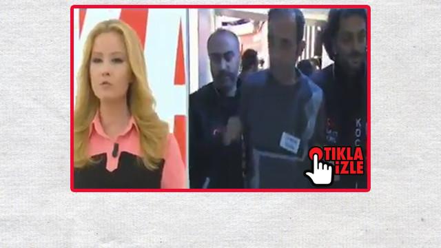 Tuncer Ustael ve Emine Ustael canlı yayında gözaltına alındı