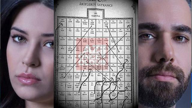 Vuslat dizisinde hangi oyundan bahsediliyor? Satranc-ı Urefa kelimeleri nedir, nasıl oynanır?