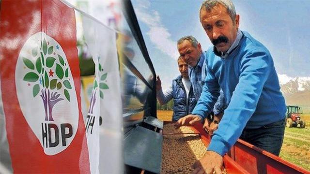 HDP Komünist Başkan'a karşı ittifak kurdu