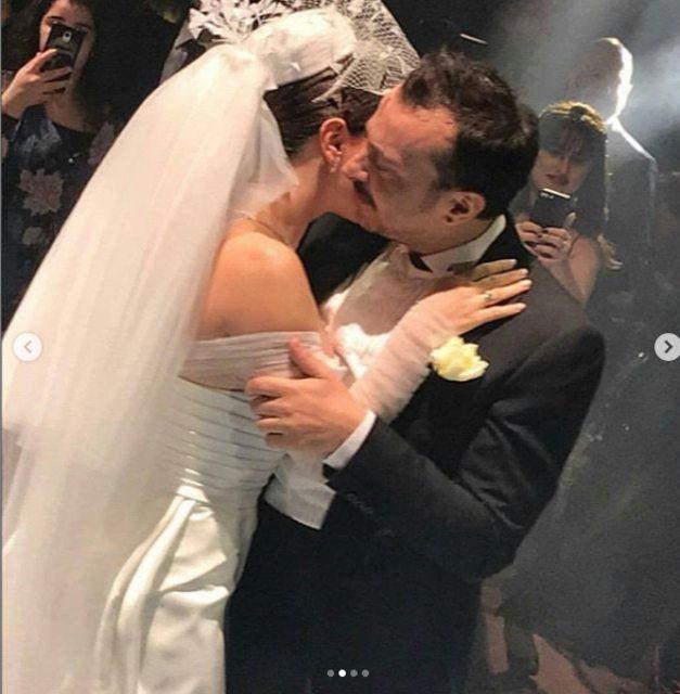 Hazal Kaya ile Ali Atay evlendi - Page 3