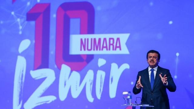 Nihat Zeybekci İzmir projelerini tanıttı