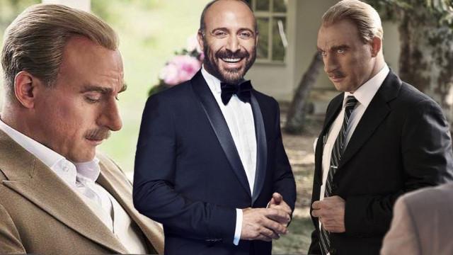 Halit Ergenç bir kez daha Atatürk'ü canlandıracak