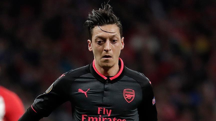 Arsenal'da Mesut Özil kadroya alınmadı! - Page 4