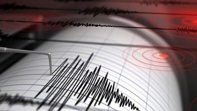 Çanakkale'de 5,0 büyüklüğünde deprem meydana geldi