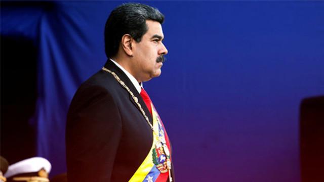 Venezuela Kolombiya ile ilişkilerini kesti