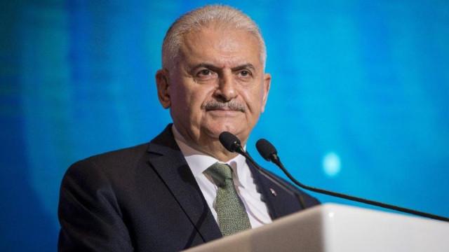 Yıldırım'dan Kanal İstanbul açıklaması: Türkiye'nin milli güvenlik meselesidir