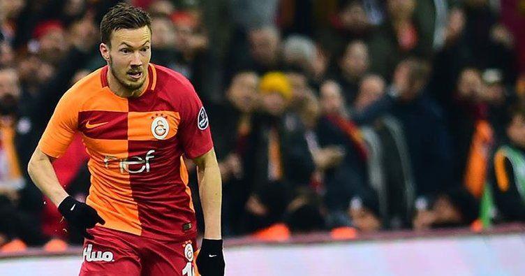 Galatasaray, Martin Linnes ile el sıkıştı - Page 3