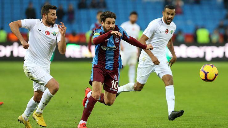 Osman Şahan: Olcay, Trabzonspor'da bırakmak istiyor - Page 4