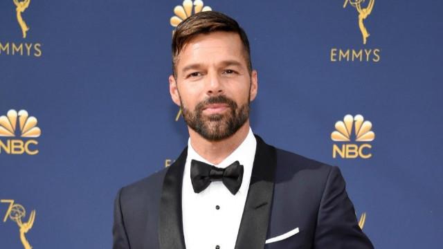 Ricky Martin'den dünya medyasına tepki!