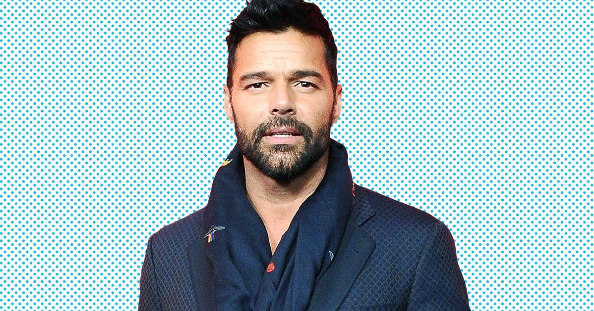 Ricky Martin'den dünya medyasına tepki! - Page 3