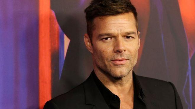 Ricky Martin'den dünya medyasına tepki! - Page 1