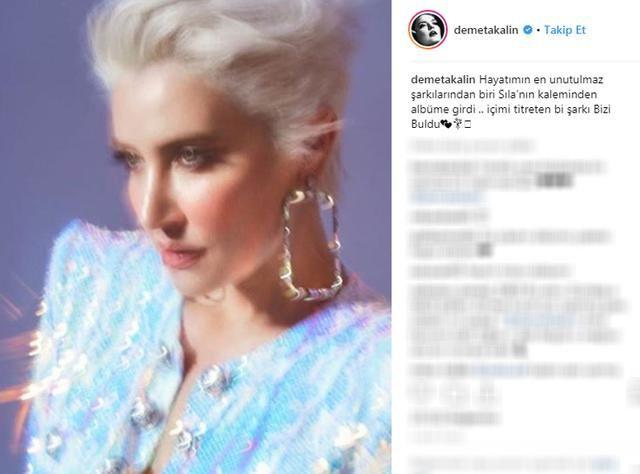 Demet Akalın'ın yeni albümünde Sıla'nın şarkısı da olacak - Page 3