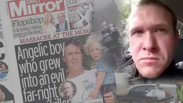 Batı medyası teröriste 'terörist' diyemedi!