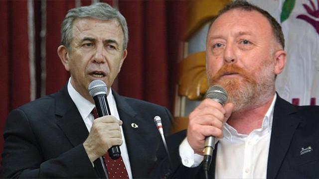 Mansur Yavaş'tan HDP'li Sezai Temelli'ye yanıt