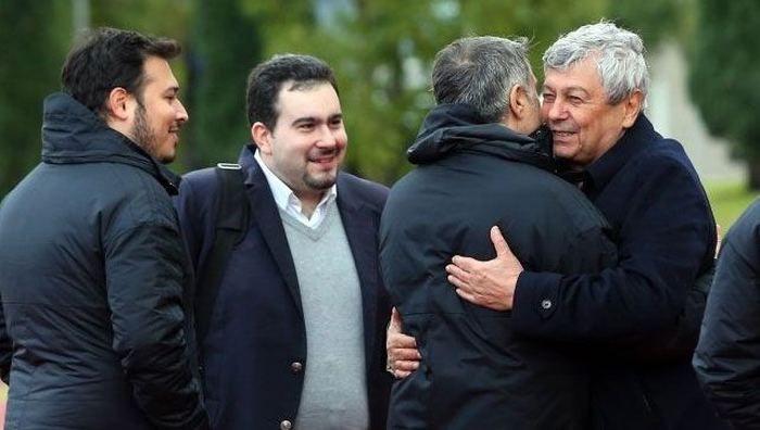 Lucescu'dan Beşiktaş'a ziyaret - Page 2