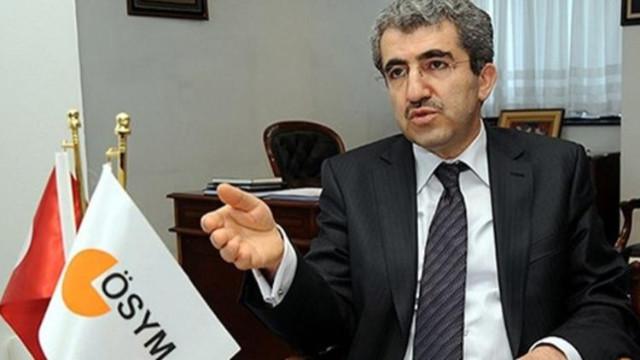 Eski ÖSYM Başkanı Ali Demir FETÖ'den gözaltında