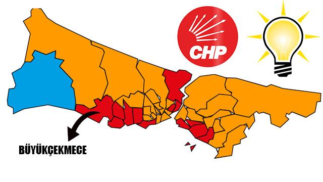 CHP'den Büyükçekmece açıklaması