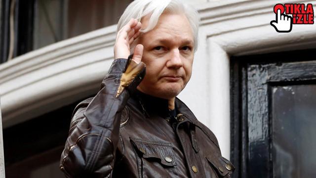 Wikileaks belgelerini yayınlayan Julian Assange tutuklandı.