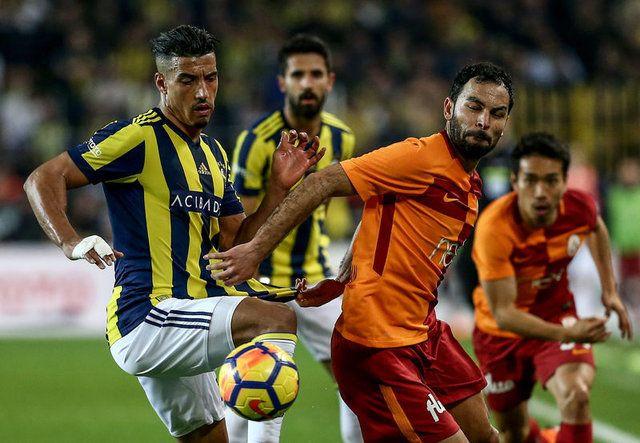Galatasaray Fenerbahçe maçının muhtemel 11'leri - Page 4