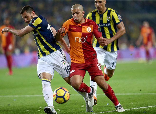 Galatasaray Fenerbahçe maçının muhtemel 11'leri - Page 3